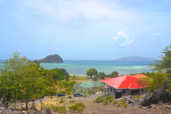 Large Quater Acre Building lot on Union Island The Grenadines with
