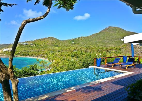 Crescent Beach Villa Grenadine Island Als Hotels Apartments Bequia St Vincent The Grenadines