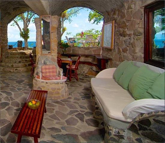 Village Squire Apartments: Grenadine Island Villa Rentals