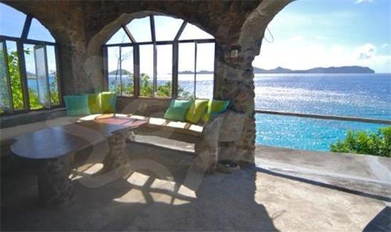 villa rental bequia moonhole tranquility