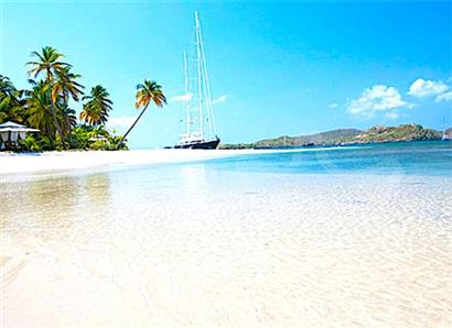 Luxury Private Island Calivigny Island Grenada for up to 60 guests in Grenada , The Grenadines, Caribbean Full service Private Escape