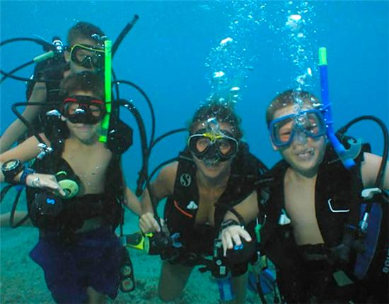 Bequia Rental Villas, Hotels & Apartments - - Open Water Diver Course - 4 Days - - All Locations