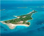 PRIVATE ISLAND Leaf Cay - Bahamas