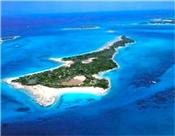 PRIVATE ISLAND Leaf Cay* - Bahamas
