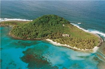 PRIVATE ISLAND Sandy Island - Grenada