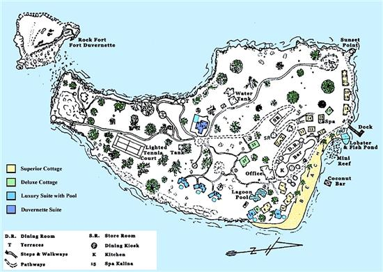 Young Island - Saint Vincent