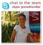 chat to our team, skype 'grenadinevillas'