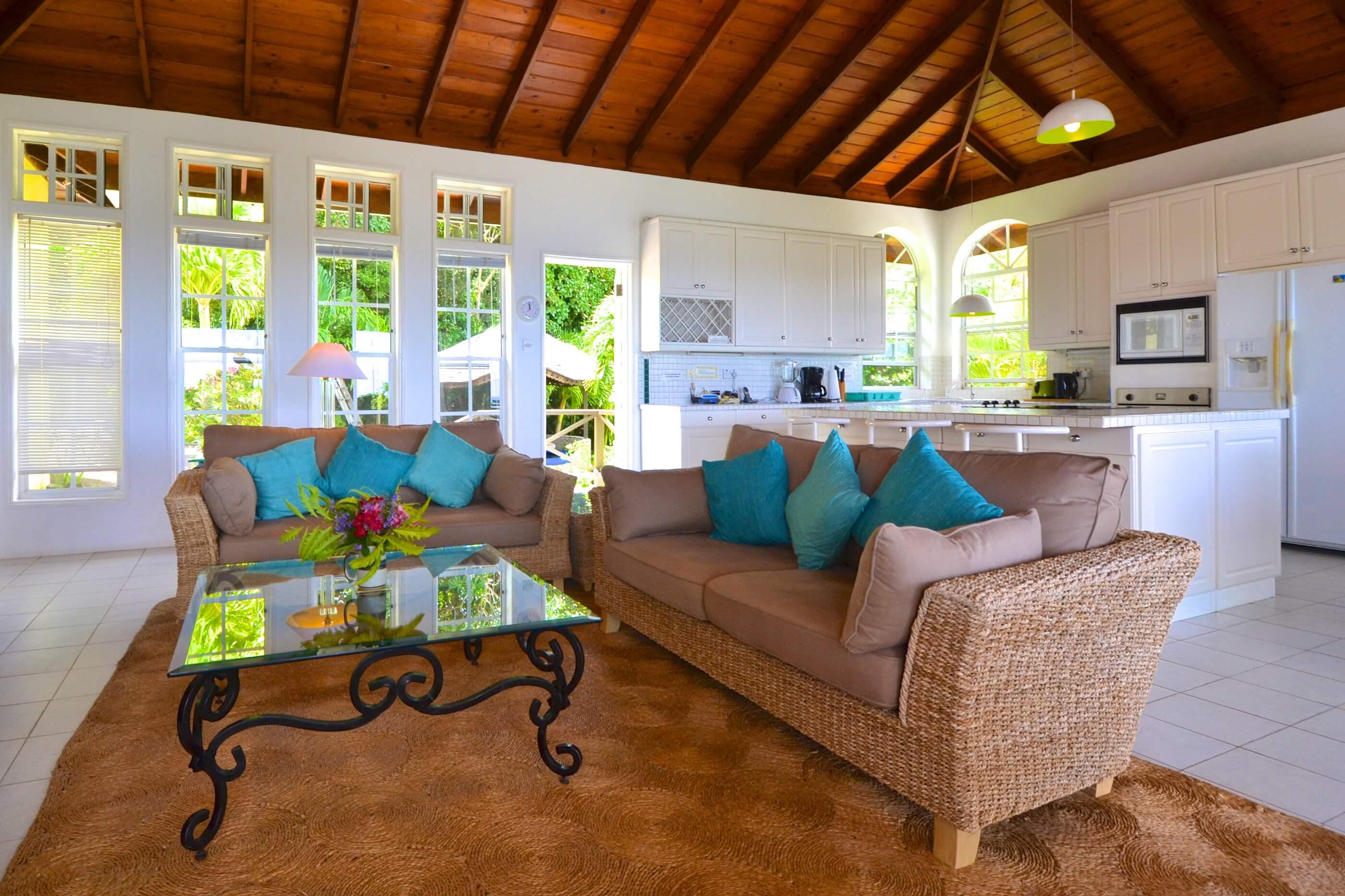 Windsong Villa Grenadine Island Villa Rentals Hotels Apartments