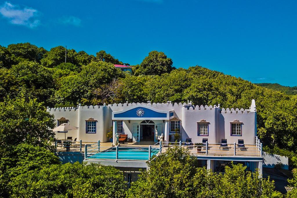 Camelot Luxury Villa Grenadine Island Villa Rentals