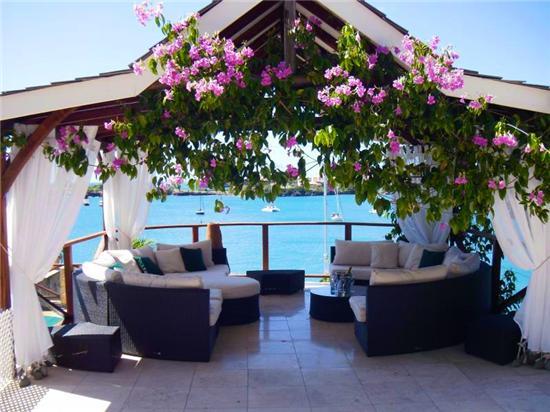 Lance Aux Epines House - Accommodation - Grenadine Island Villa
