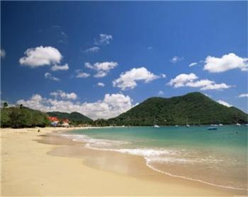 Located On Reduit Beach Rodney Bay St Lucia